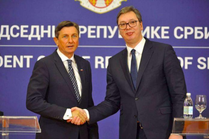 President Borut Pahor's Twitter account