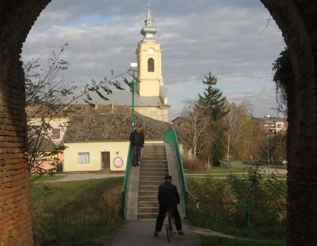 Bač Foto: Dnevnik.rs/S. Šušnjević